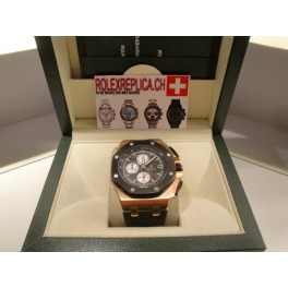 Audemars Piguet replica offshore the legacy rose gold replica orologio imitazione